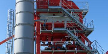 Смесительные башни заводов